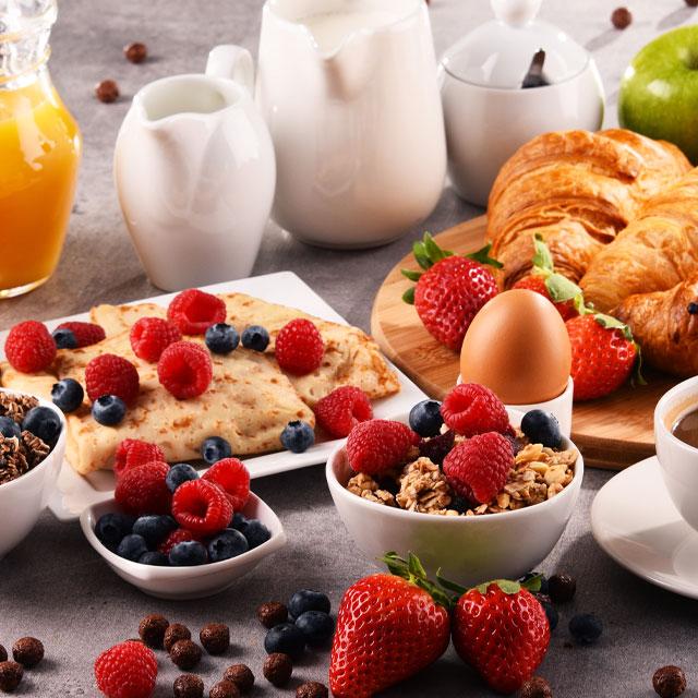 Prodotti per la prima colazione a buffet: idee per stupire i tuoi clienti