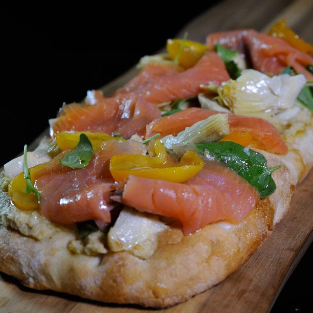 scrocchiarella-frozen-monoporzione-salmone-mozzarella-carciofi-ricetta-caterline