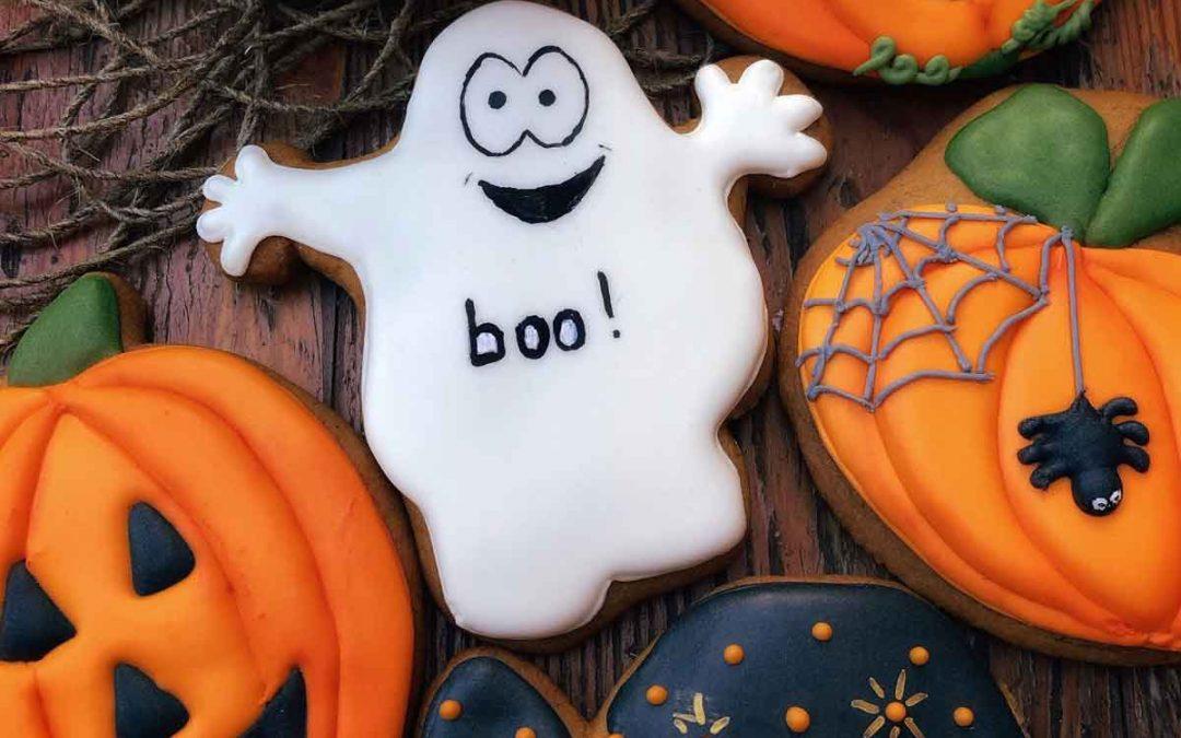 Le forniture per pasticceria a tema Halloween